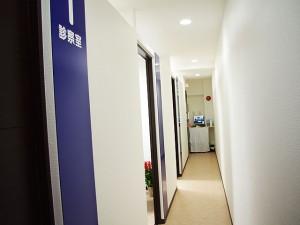 院内の様子 診察室