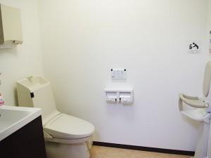 院内の様子 お手洗い